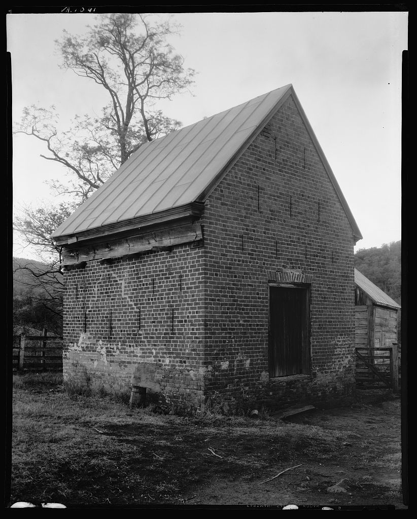 Antrim House, Brown's Cove, Albemarle County, Virginia