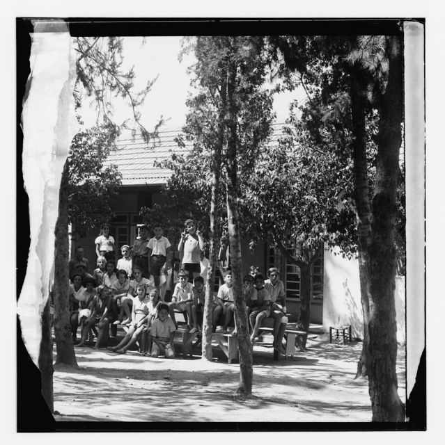 Ben Shemen, Sept. 12, 1935