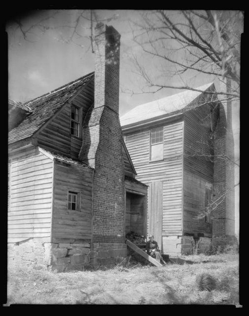 Bett's Place, Mecklenburg County, Virginia