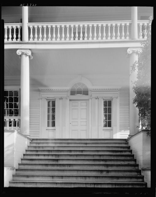 Burgwin-Wright House, Cornwallis Headquarters, Wilmington, New Hanover County, North Carolina