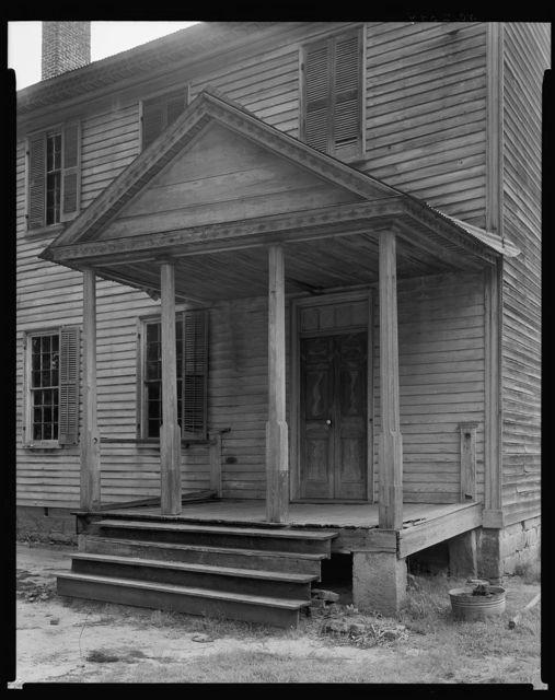 Cascine Cabin, Centerville, Franklin County, North Carolina