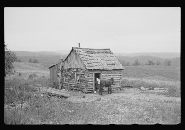 Case plantation, Pulaski County, Arkansas