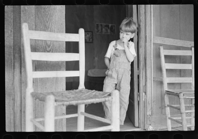 Child of rehabilitation client, Arkansas