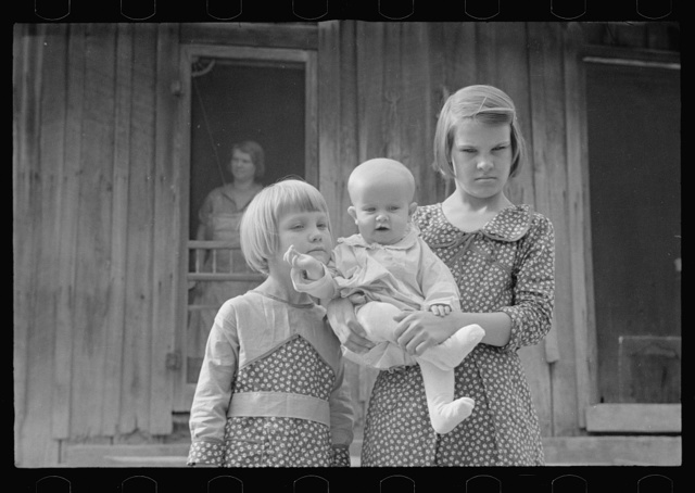 Children of prospective client, Brown County, Indiana
