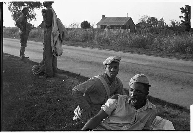 [Cotton pickers, Pulaski County, Arkansas]