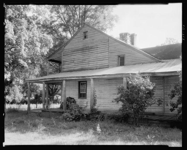 Crow's Tavern, Alleghany County, Virginia