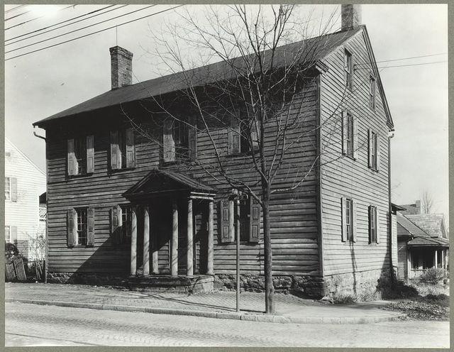Ebert-Reich House, 731 South Main Street, Winston-Salem, Forsyth County, North Carolina