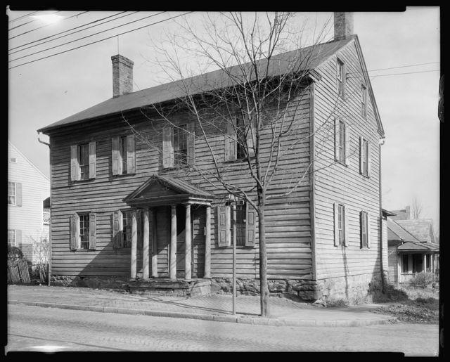 Ebert-Reich house, Winston-Salem, Forsyth County, North Carolina