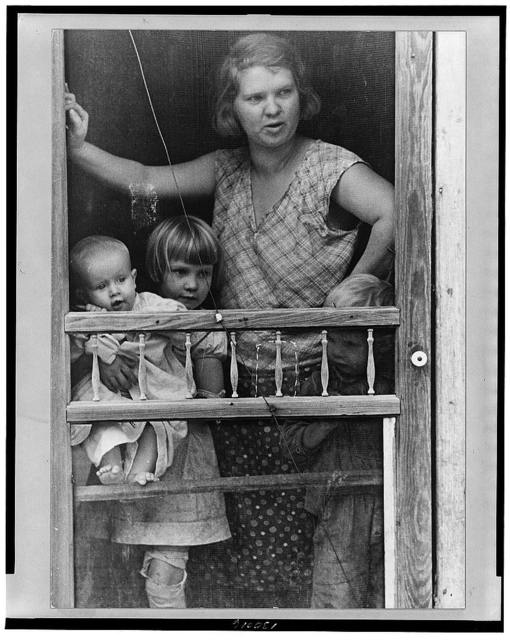 Family of prospective client, Brown County, Indiana