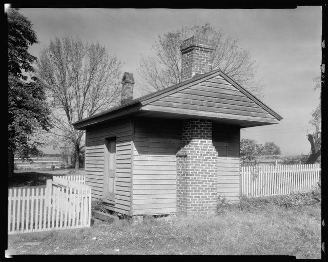 Farm house, Trevillians vic., Louisa County, Virginia