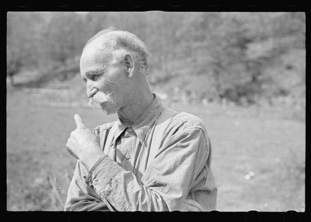 Farmer, local type, Brown County, Indiana
