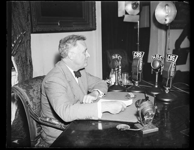FDR [Franklin Delano Roosevelt]