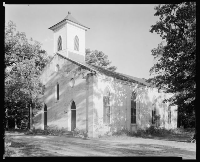 First Presbyterian Church, Fayetteville, Cumberland County, North Carolina