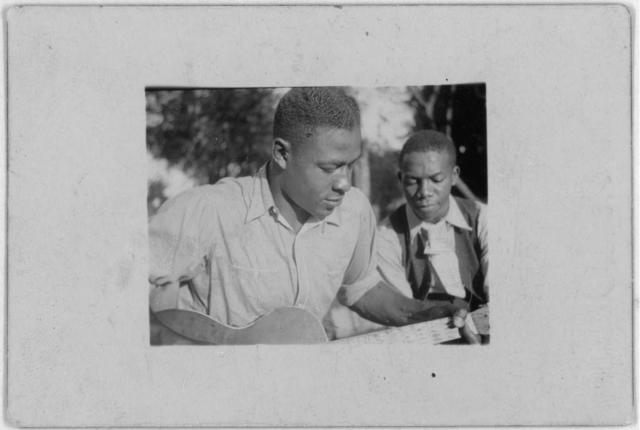 [Gabriel Brown and Rochelle French, Eatonville, Florida]