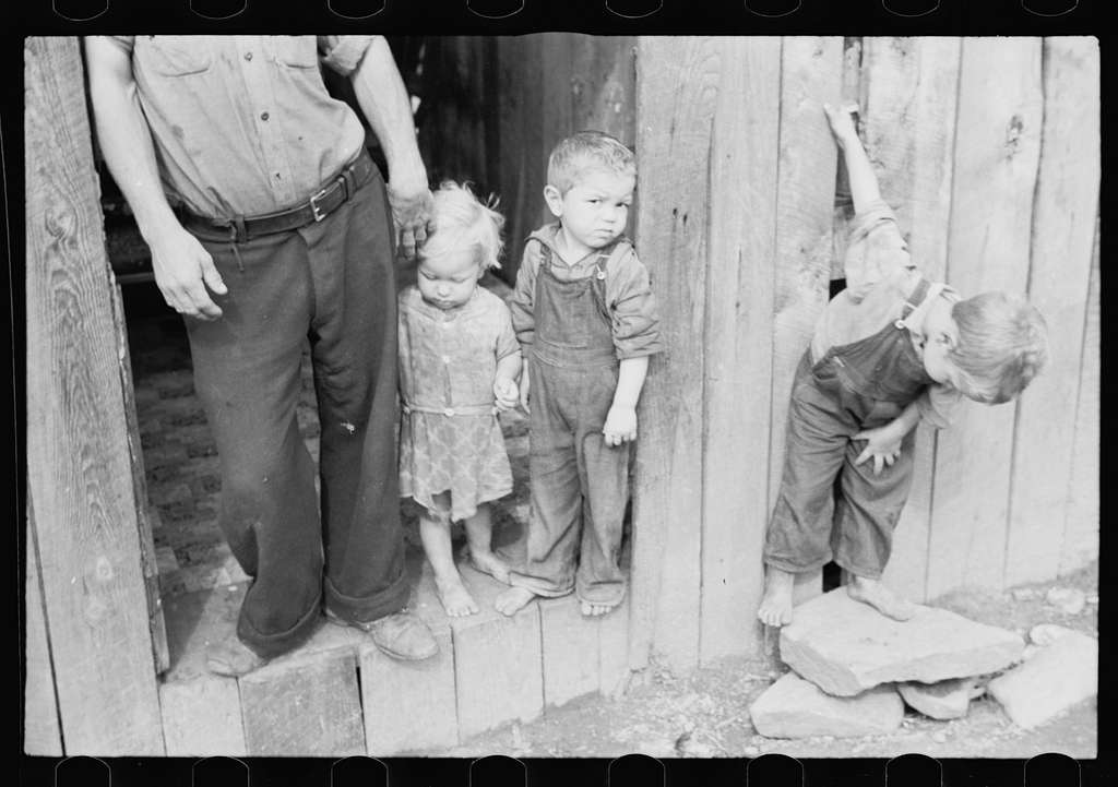 Garrett County, Maryland, children of a rehabilitation client