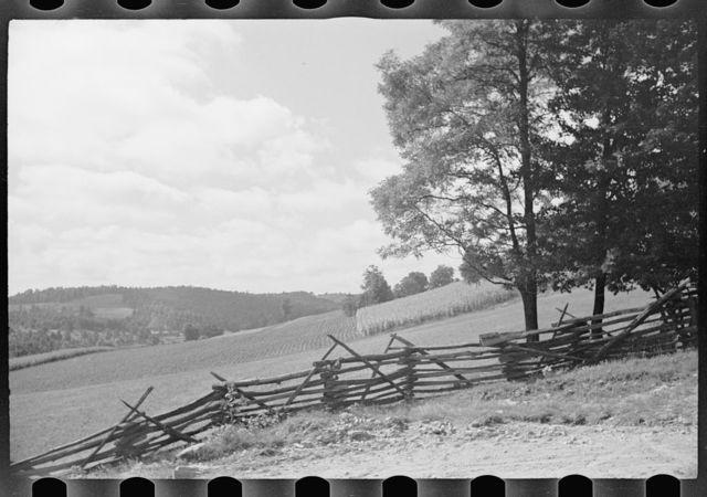 General view, Garrett County, Maryland