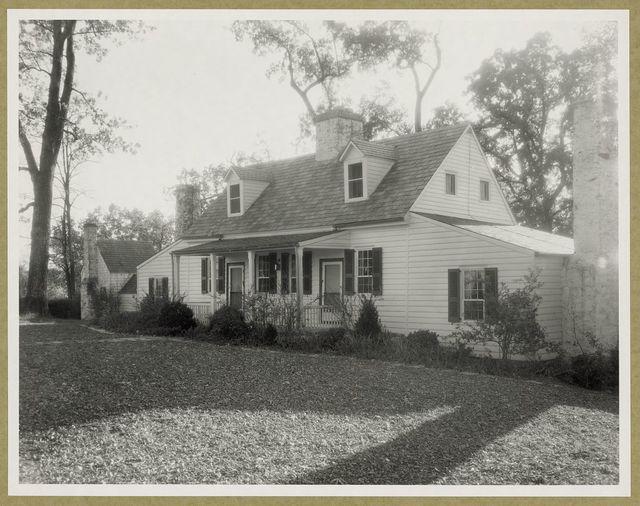 Hamstead, Albemarle County, Virginia
