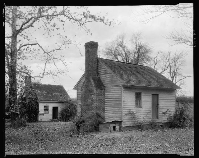 Hawkwood, outbuildings, Gordonsville vic., Louisa County, Virginia