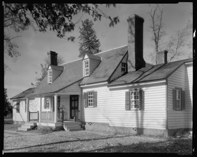 Ionia, Trevilians vic., Louisa County, Virginia