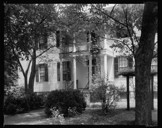 John Haywood House, Raleigh, Wake County, North Carolina