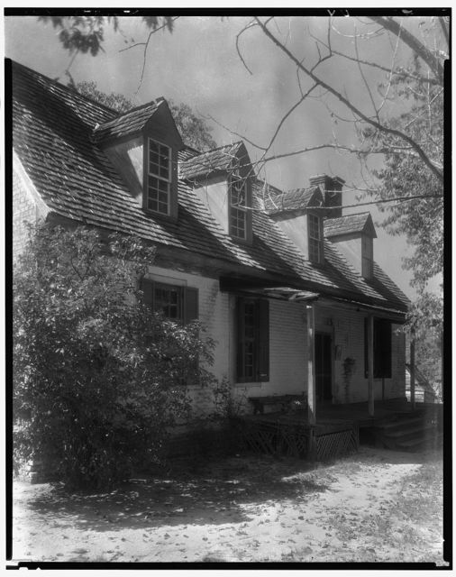 Kempville Manor House, Glenns vic., Gloucester County, Virginia