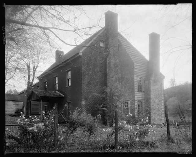 Lee House, Batesville, Albemarle County, Virginia