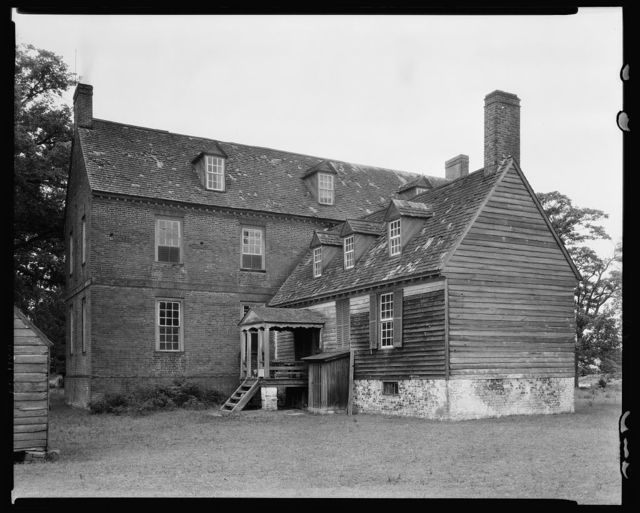 Little England, Bena vic., Gloucester County, Virginia