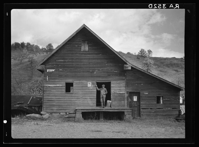 Mill at Nethers. Shenandoah National Park, Virginia