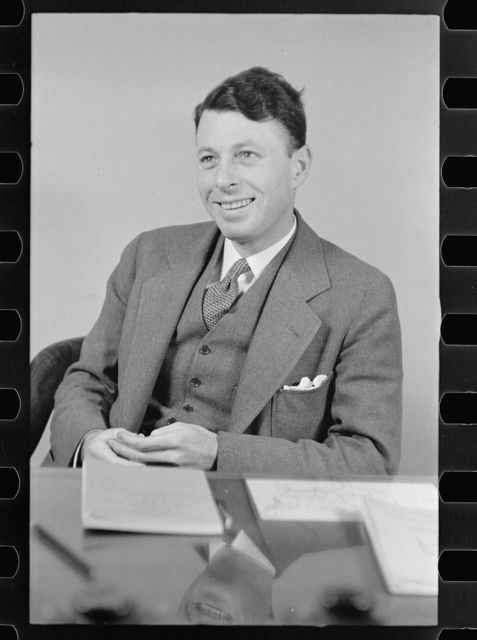 Mr. Lawrence Hewes, chief assistant to the administrator