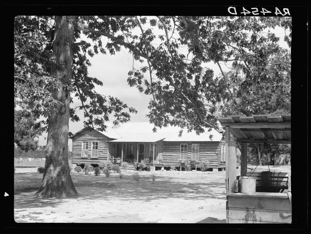 New house. Wolf Creek Farms, Georgia