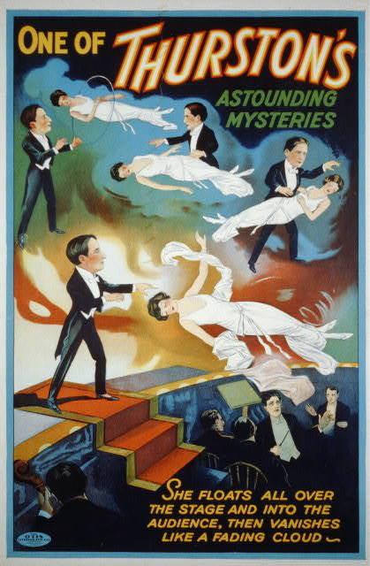 One of Thurston's astounding mysteries