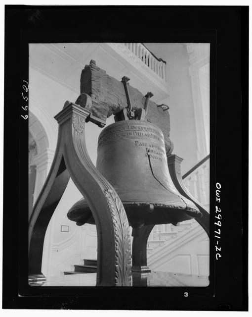 Philadelphia, Pennsylvania. The Liberty Bell