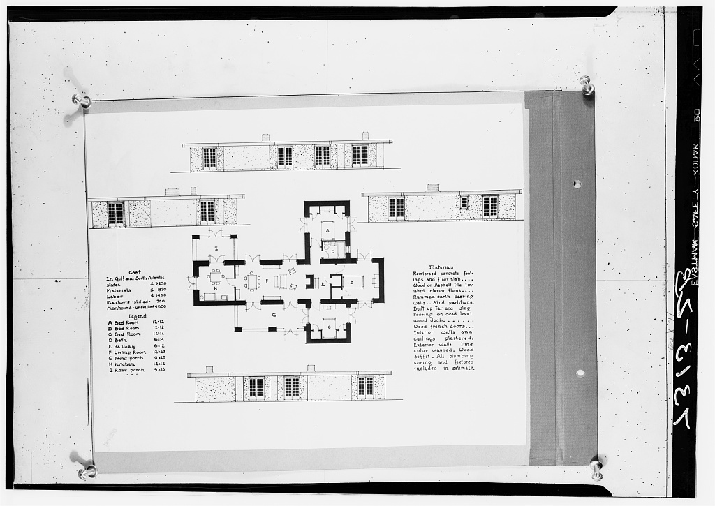 Plan of rammed earth house. Alabama - PICRYL Public Domain Image Rammed Earth House Floor Plans on prefab house floor plan, sod house floor plan, design house floor plan, studio house floor plan, green house floor plan, floor house floor plan, metal house floor plan, iron house floor plan, wood house floor plan, steel frame house floor plan, contemporary house floor plan, brick house floor plan, passive house floor plan, shipping container house floor plan, cob house floor plan, stone house floor plan, earthbag house floor plan, tower house floor plan, sandstone house floor plan, barn house floor plan,