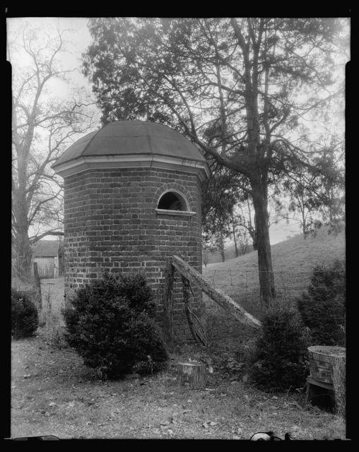 Poplar Forest, Lynchburg vic., Bedford County, Virginia