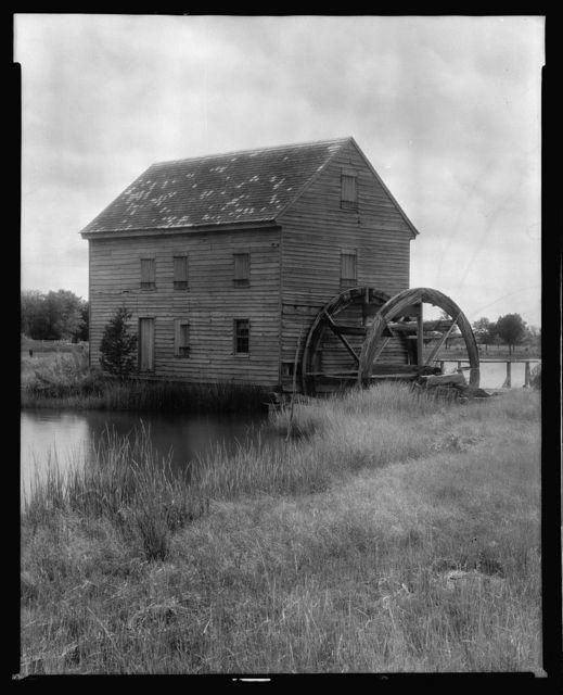 Poplar Grove tide mill, Mathews County, Virginia