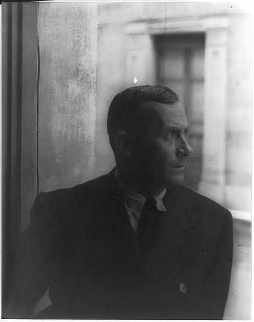 Portrait of Joan Miro, Barcelona] - PICRYL Public Domain Image