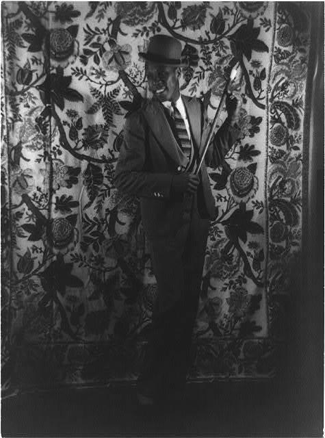 [Portrait of John W. Bubbles, as Sporting Life in Porgy & Bess]