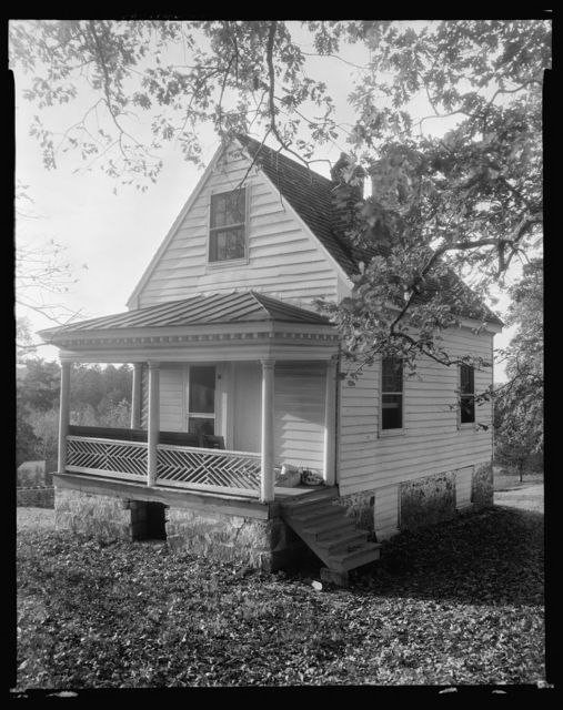 Prestwould, Clarksville vic., Mecklenburg County, Virginia