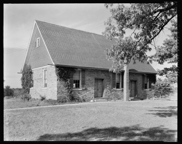 Quaker Meeting House, Lynchburg, Campbell County, Virginia