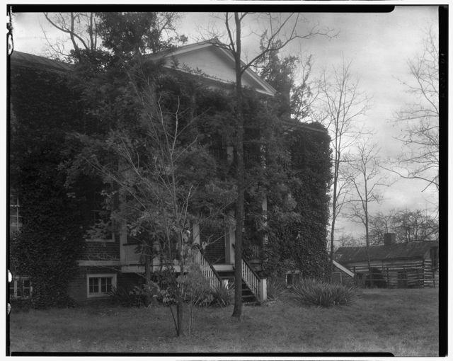 Quickmore Log Cabin, , Amherst County, Virginia