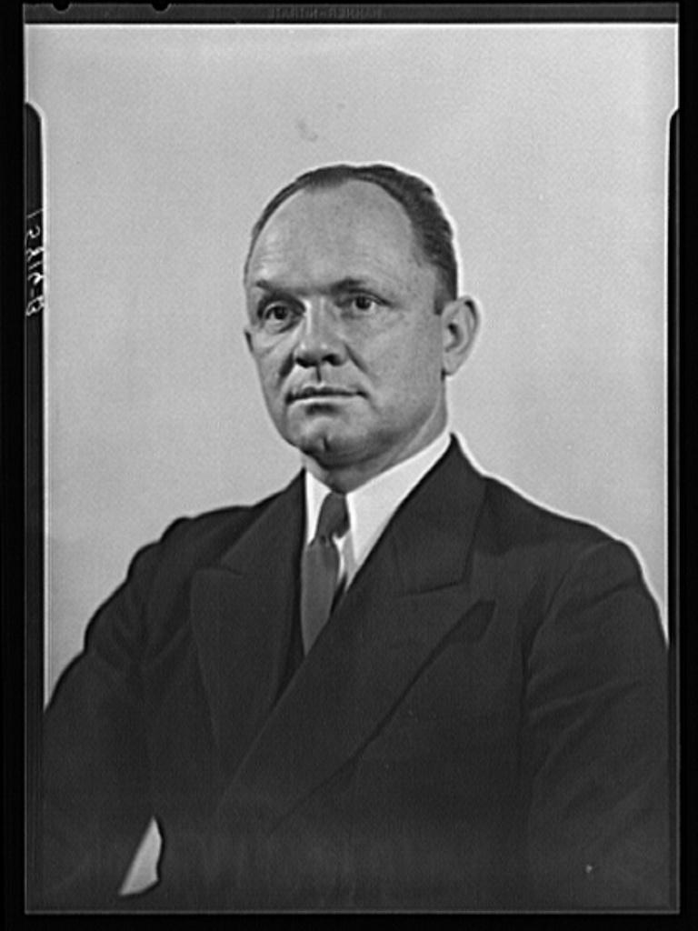 R. W. Hudgens, Farm Security Administration