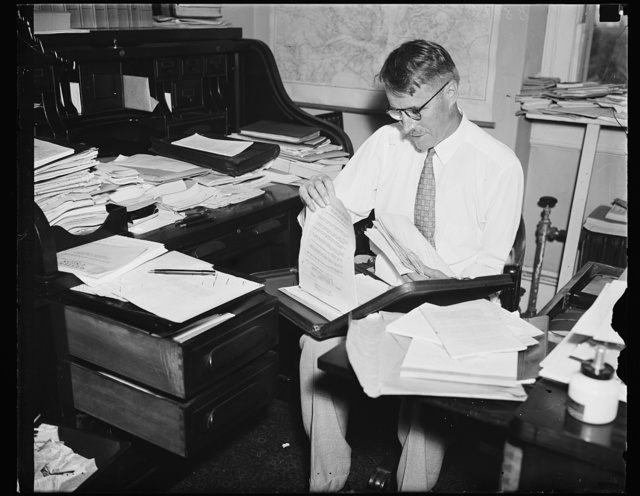 Rep. James P.B. Duffy
