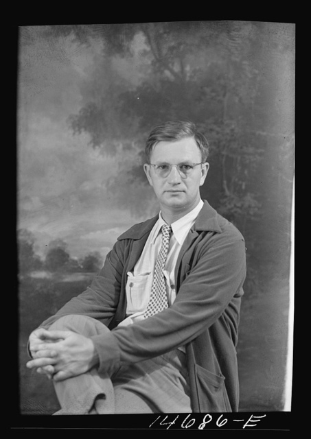 Russell W. Lee, Farm Security Administration photographer