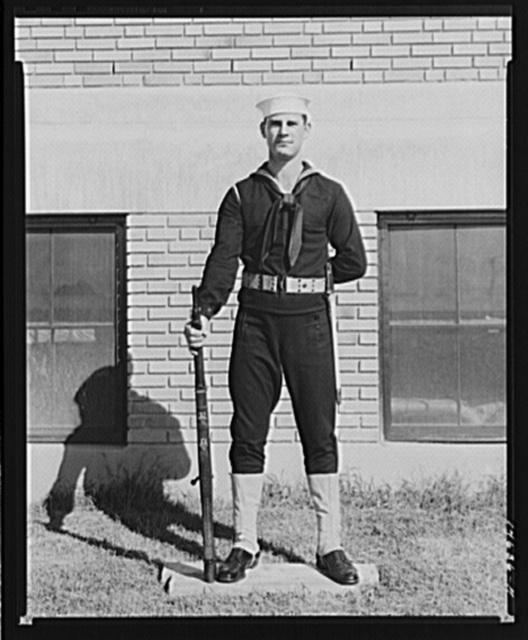 Sailor. Washington Navy Yard, Washington, D.C.