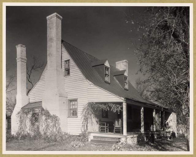 Sampson Farm, Campbell Station, Albemarle County, Virginia
