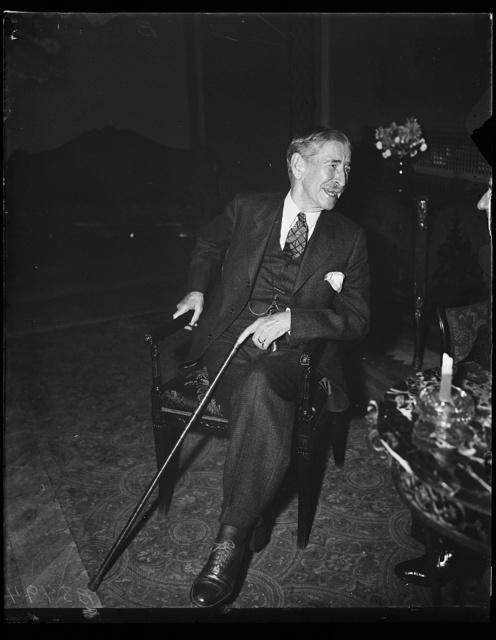 Sec. Claude Swanson
