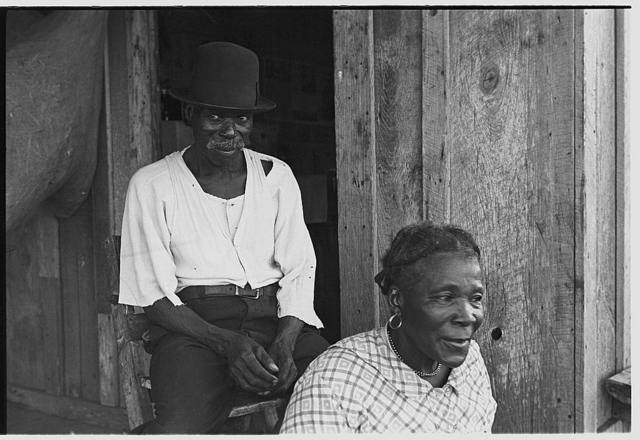 Sharecroppers, Pulaski County, Arkansas