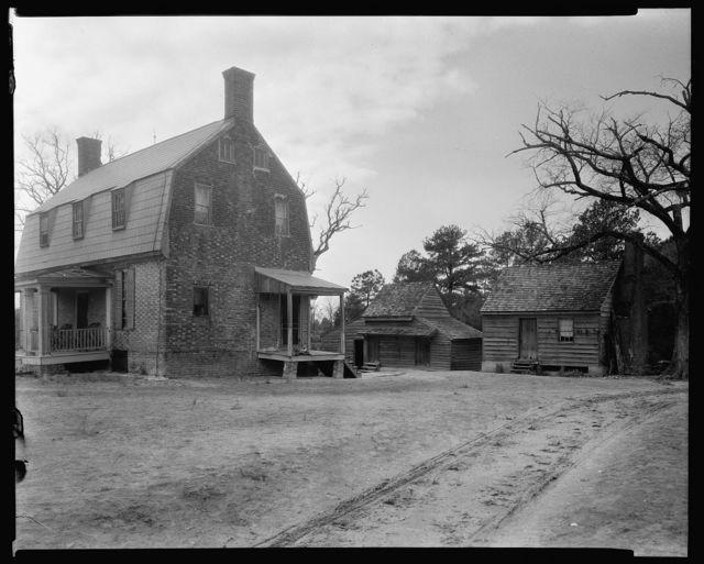Smithfield Farm, Smithfield, Isle of Wight County, Virginia