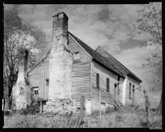 Stoney Point Tavern, Stoney Point, Albemarle County, Virginia