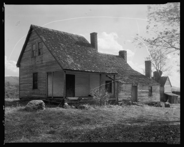 Stoney Point Tavern, Stoney Point, Albemarle County, Virginia
